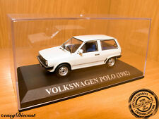 VOLKSWAGEN POLO WHITE 1982 1:43 MINT!!!