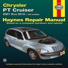 2001 03 04 2005 2006 2007 2008 2009 2010 Chrysler PT Cruiser Repair Manual 9635