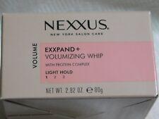 NEXXUS Exxpand + Volumizing Whip with Protein Complex LIGHT HOLD 2.82 oz