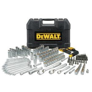 DEWALT DWMT81534 205-Pc. Mechanic's Tool Set New
