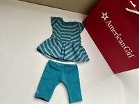 """American Girl McKenna Meet Outfit 2pc Outfit  for 18"""" Doll """"RETIRED """""""