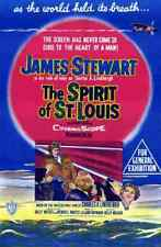Spirit of St Louis The 01 Film A3 Poster Print Poster