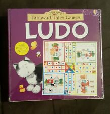 Brand new sealed - Ludo - Farmyard Tales Board Games 2002 F Brooks free shipping