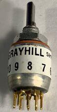 Grayhill Rotary Switch 50mp36 01 1 08n