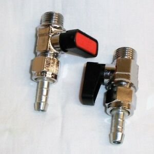 Speedway/grasstrack  Top quality fuel taps........................@8