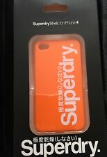 Superdry Orange iPhone 4 Case BNIB
