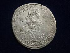 VI ( 6 ) Kreuzer Leopold I 1672 St. Veit RDR W/15/249/A