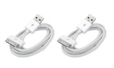 2X Sync Data Charging Charger USB Cable Cord for iPhone 3G 4 iPod Touch 4th Gen