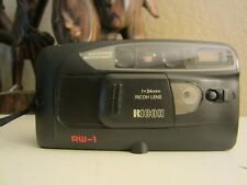 Ricoh RW-1 35mm Point & Shoot Film Camera