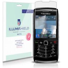 iLLumiShield Anti-Glare Matte Screen Protector 3x for BlackBerry Pearl 3G 9100