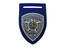 Afrika: Abzeichen Polizei Worcester Traffic Verkeer