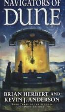 Dune Ser.: Navigators of Dune by Kevin J. Anderson and Brian Herbert (2017, Library Binding, Prebound edition)