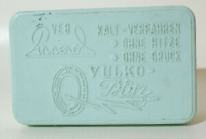 Plastique Boîte Pinnerol Vulko Blitz Kit de Réparation Boîte Oldtimer Vintage