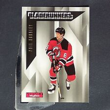 PHIL HOUSLEY  1996/97 Skybox  Bladerunners #7 of 25  New Jersey Devils