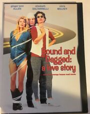GINGER LYNN ALLEN - Bound and Gagged: A Love Story - DVD - Color Ntsc - VG Shape