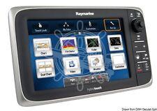 Raymarine E97 High Performance HybridTouch Multifunction Chartplotter Fishfinder
