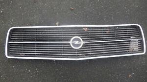 Kühlergrill, Kühlergitter, Opel Rekord D von 1971 bis 1977