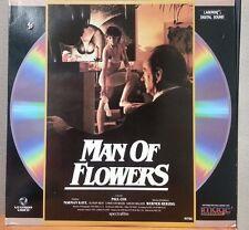 Man of Flowers (1986 Laserdisc) #ID7537VE  Like New