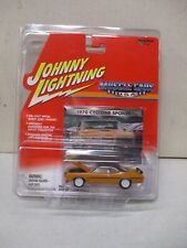 Johnny Lightning White Lightning Muscle Cars Usa 1970 Cyclone Spoiler