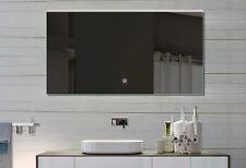 LED Wand Bad Badezimmerspiegel Kalt/Warmlicht einstellbar 132x70cm THL132X70