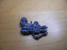 BITZ terminator sévère lance-flammes des chaos space marines