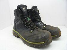 HELLY HANSEN Men's Composite Toe Composite Plate PU Welded Work Boot Black 9.5M