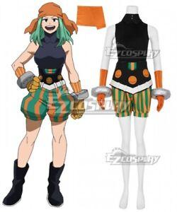 My Hero Academia Boku no Hero Academia Emi Fukukado Smile Cosplay Costume