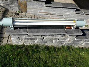 Industrielampe/ Bunkerlampe ( 1A Zustand )