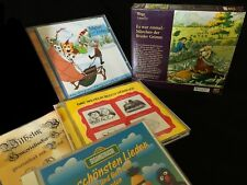 """6 HÖRBÜCHER ★ 11 CDs ★ """"ABENTEUER & HUMOR"""" ★ Wh. Busch, Grimm … fast 12 Stunden!"""