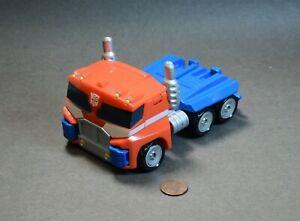 "Transformers Rescue Bots Optimus Prime 2016 5"" Figure Complete"