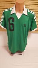 Deutschland Trikot Retro Vintage Beckenbauer WM adidas Away L (DFB Jersey grün)