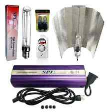 SPL 400W Watt HPS Wing Reflector Grow Light Digital System Set Kit for Plant