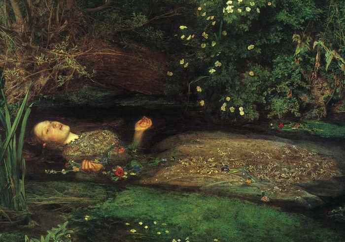 Ophelia's Castaways
