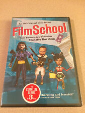 Film School DVD Documentary Complete Series New Sealed Out Of Print
