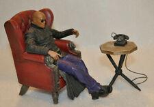 Morpheus Chair Table Phone Matrix Reloaded Series 2 McFarlane Toys Action Figure
