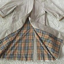 Burberrys Burberry Damen Trenchcoat Gr. 42-44 Mantel Damenmantel beige lang