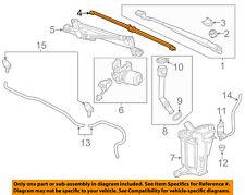 GM OEM Wiper Arm-Front Blade 42521816