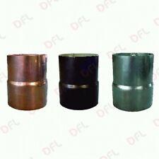 Glass of Junction for Tubes Rain Steel Painted TDM Ø 100 MM