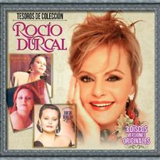 Rocio Durcal CD NEW Tesoros De Coleccion 190758348223 FAST SHIPPING !