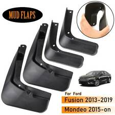 Front Rear Mud Flaps For Ford Fusion 2013 - 2019 Splash Guards Mudguards