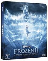 Frozen 2 - Il Segreto Di Arendelle (2019) s.e.Blu Ray+DVD metal box PRENOTAZIONE