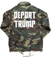 Deport Trump Lightweight Field Jacket