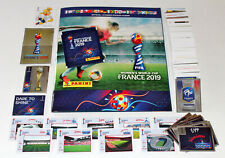 Panini Wc World Cup Women 2019 France – Complete Package Set + Album
