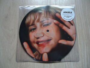 ANGELE BRUXELLES RARE 45 TOURS PICTURE DISC SCELLE