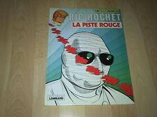 RIC HOCHET LA PISTE ROUGE