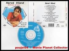 "HERVE VILARD ""Collection J'adore"" (CD) Duo Dalida 2001"
