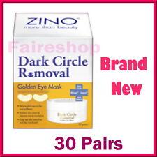ZINO Dark Circle Removal Panda Eye Golden Mask Diminish Reduce Puffiness Black