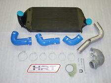 Golf 2 G65 Ladeluftkühler Kit 180° Laderbogen Ladeluftkühler Silikonschläuche !!