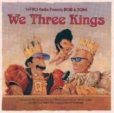 Bob and Tom We Three Kings 34 track 1992 CD Q95 comedy