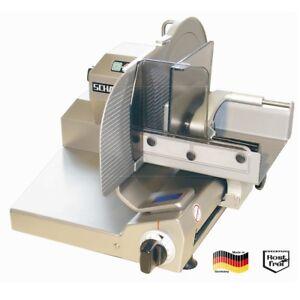SCHARFEN V330 Aufschnittmaschine Vertikalschneider Allesschneider Edelstahl NEU
